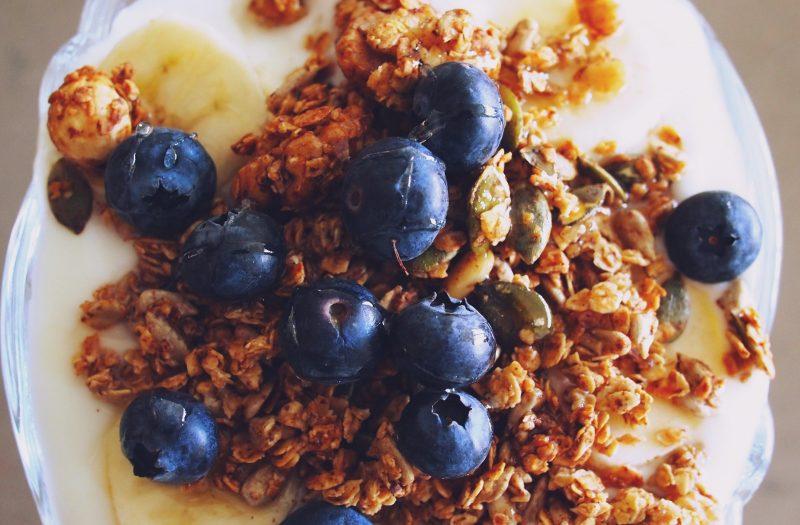 Recepten Granola
